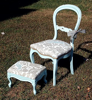 Middle tennssee antiques - antique chair franklinTennessee