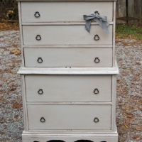 Belle Tall Chest of Drawers