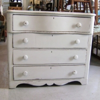 Clover 4 drawer Chest