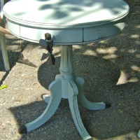 Cora Drum Top Table