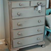 Eliott Chest of Drawers