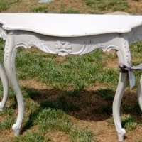 Josephine Demi Lune Table