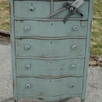 Jules Clawfoot Chest