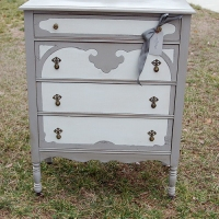 Meghan Depression Era Chest of Drawers