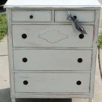Pippa Petite Chest of Drawers